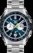 TAG HEUER CONNECTED智能腕錶 無色 精鋼 精鋼