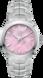 TAG HEUER CARRERA(林肯)系列 無色 精鋼 精鋼 粉紅色
