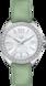 TAG Heuer Formula 1(F1)手錶 綠色 皮革 精鋼 白色