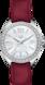 TAG Heuer Formula 1(F1)手錶 紅色 皮革 精鋼 白色