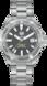 TAG Heuer Aquaracer(競潛)腕錶 無色 精鋼 精鋼 灰色