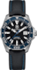 TAG HEUER AQUARACER 黑色 尼龍 精鋼 HX0N60
