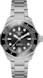 TAG Heuer Aquaracer(競潛)專業300腕錶 無色 精鋼 精鋼 HX0V01