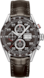 TAG Heuer Carrera(卡萊拉)系列 棕色 鱷魚皮 精鋼和陶瓷 HX0P00