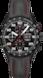 TAG Heuer Carrera(卡萊拉)系列 黑色 鱷魚皮 黑色PVD塗層鈦金屬 黑色