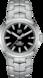 TAG Heuer Link(林肯系列)腕表 无色 精钢 精钢 黑色