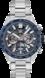 TAG Heuer Carrera(卡莱拉系列)腕表 无色 精钢 精钢和陶瓷 蓝色