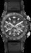 TAG Heuer Carrera(卡莱拉系列)腕表 黑色 橡胶 碳 黑色