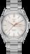 TAG HEUER CARRERA(卡莱拉系列)腕表 无色 精钢 精钢 银色
