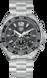 TAG HEUER FORMULA 1(F1系列)腕表 黑色、灰色和蓝色 精钢 精钢和陶瓷 灰色