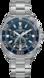 TAG Heuer Aquaracer(竞潜系列)腕表 灰色 精钢 精钢 蓝色