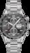 TAG Heuer Carrera(卡莱拉系列)腕表 无色 精钢 精钢和陶瓷 灰色