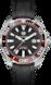 TAG Heuer Aquaracer(竞潜系列)腕表 黑色 橡胶 精钢 Black