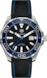 TAG Heuer Aquaracer(竞潜系列)腕表 黑色 尼龙 精钢 HX0P75