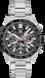 TAG HEUER CARRERA(卡莱拉系列)腕表 无色 精钢 精钢和陶瓷 黑色