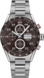 TAG Heuer Carrera(卡莱拉系列)腕表 无色 精钢 精钢和陶瓷 HX0P00
