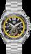 TAG HEUER FORMULA 1(F1系列)腕表 无色 精钢 精钢和陶瓷 黑色