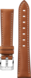 棕色皮革表带
