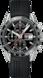 TAG Heuer Carrera(卡莱拉系列)腕表 黑色 橡胶 精钢 HX0P21