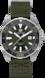 TAG Heuer Aquaracer(竞潜系列)腕表 卡其色 尼龙 精钢 HX0S04