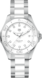 TAG Heuer Aquaracer(竞潜系列)腕表 无色 抛光精钢和陶瓷 精钢 HX0P09