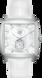 TAG Heuer Monaco(摩纳哥系列)腕表 白色 鳄鱼皮 精钢 白色
