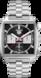 TAG Heuer Monaco(摩纳哥系列)腕表 无色 精钢 精钢 黑色