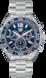 TAG HEUER FORMULA 1(F1系列)腕表 无色 精钢 精钢 蓝色