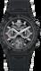 TAG HEUER CARRERA(卡莱拉系列)腕表 黑色 橡胶 碳鈦合金 黑色