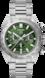 TAG HEUER CARRERA(卡莱拉系列)腕表 无色 精钢 精钢 绿色