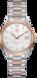 TAG HEUER CARRERA(卡莱拉系列)腕表 无色 精钢和黄金 精钢和黄金 白色