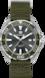 TAG Heuer Aquaracer(竞潜系列)腕表 卡其色 尼龙 精钢 灰色