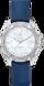 TAG Heuer Aquaracer(竞潜系列)腕表 蓝色 橡胶 精钢 白色