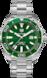 TAG Heuer Aquaracer(竞潜系列)腕表 无色 精钢 精钢 绿色
