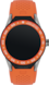 TAG HEUER CONNECTED MODULAR Orange Rubber Titanium
