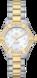 TAG Heuer Aquaracer(竞潜系列)腕表 无色 Bico镀层 精钢 白色