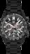 TAG Heuer Carrera(卡莱拉系列)腕表 黑色 抛光精钢和陶瓷 精钢和陶瓷 黑色